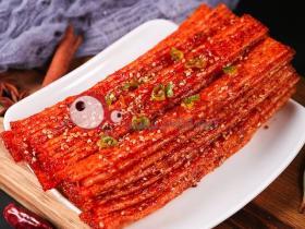 辣条的制作方法跟辣条制作配方辣条秘方来看看