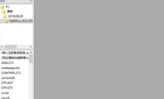 EditPlus V4.10.945 汉化破解版