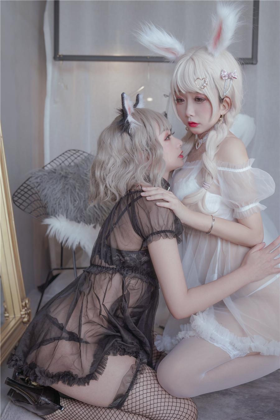 超清美女cosplay2020年11月20期