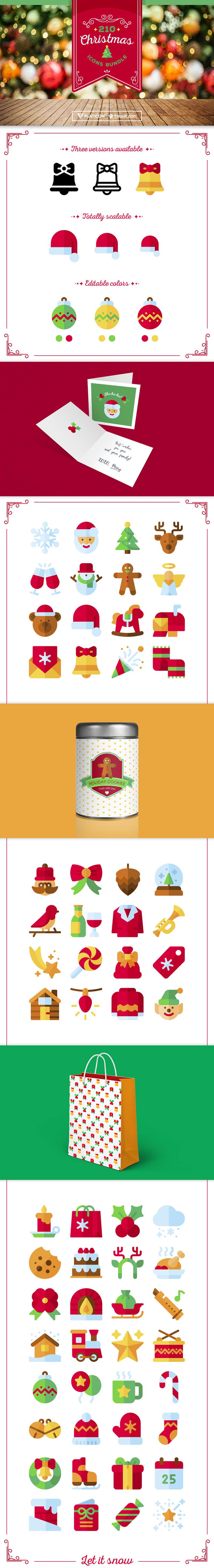 wordpress用户图像素材圣诞节风格