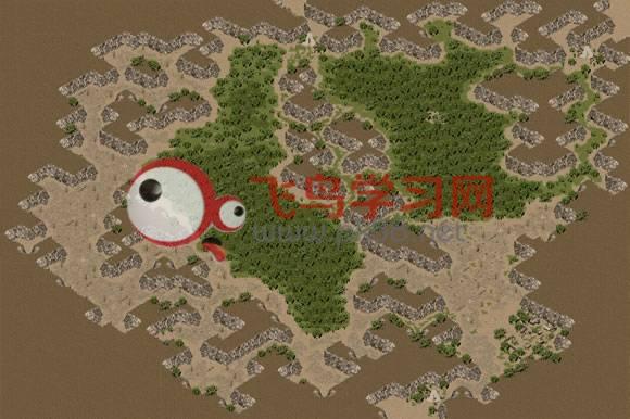 传奇游戏毒蛇山谷地图坐标