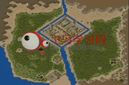 传奇游戏比奇省地图坐标