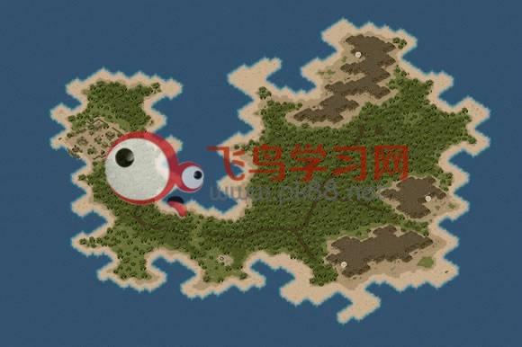 传奇游戏苍月岛地图坐标
